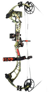 PSE Bow Madness 34 Bow Ready To Shoot Package 29/60 Right Hand Country