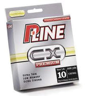 P-Line PRemington Fluorocarbon Coated Line Moss Graineen 300 Yards - 6 Lb