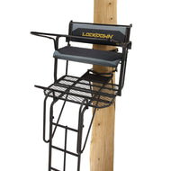 Rivers Edge  Lockdown 21' 2-Man Hunting Ladder Stand