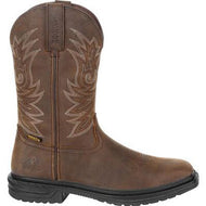 "Rocky Worksmart 11"" Waterproof Western Boot"