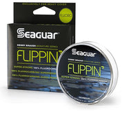 Seaguar Flippin Fluorocarbon Clear
