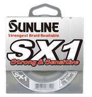 Sunline Sx1 Braid Deep Green 125 Yards 20Lb