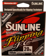 Sunline Flipping FC Fluorocarbon