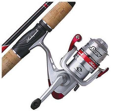 Shakespeare Catch More Spinning Combo 6'6