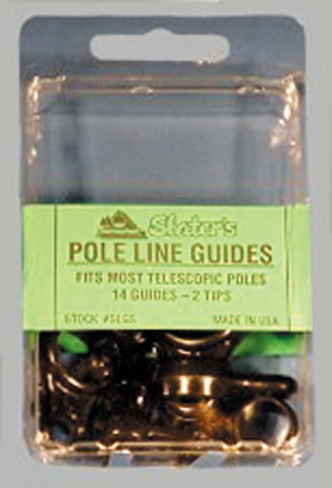Slaters Pole Line Guide Set Fits All