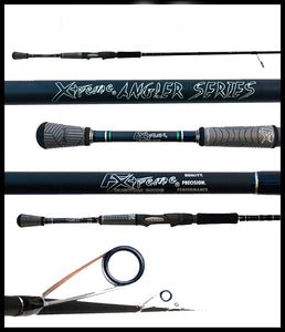 FX Xtreme Angler Series Tournament Inshore Spinning Rod