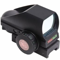 Truglo Red-Dot Sight - Black TB Open Multi
