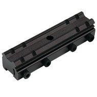 "Truglo Scope Mount Adaptor 3/8"" To Weaver Style Black"