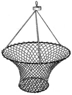 Taitex Deep Water Crab Net Heavy Duty W/Float