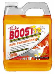 Tinks Boost 73 Food Attractant Persimmon 4.8 Lbs Bottle 3/Case