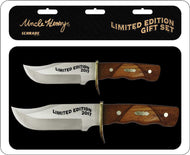 Uncle Henry Knife Gi'Ti Fixed Blade Set Tin