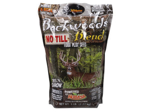Wildgame Food Plot Mix Backwoods Blend 5Lb