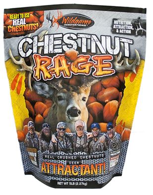 Wildgame Game Attractant Chestnut Rage 5Lb Bag Order 3