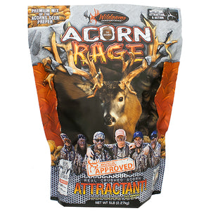 Wildgame Game Attractant Buck Comm Acorn Rage 5Lb Bag Order 3