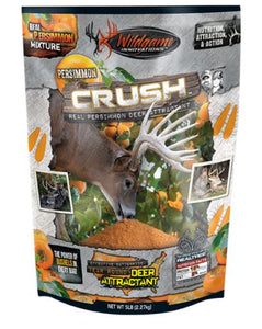 Wildgame Game Attractant Persimmon Crush Mix 5Lb Bag 3/Case Order 3