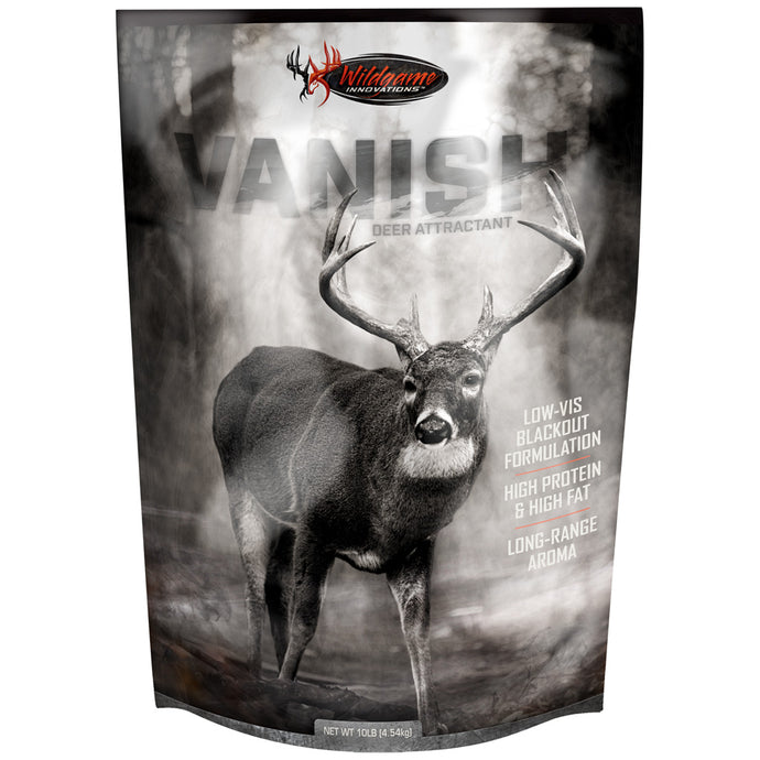 Wildgame Game Attractant Vanish 10Lb Bag Order 2