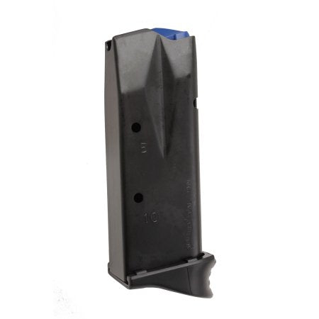 Walther Pistol Magazine 9 Mm 10 Round Blue P99 Compact
