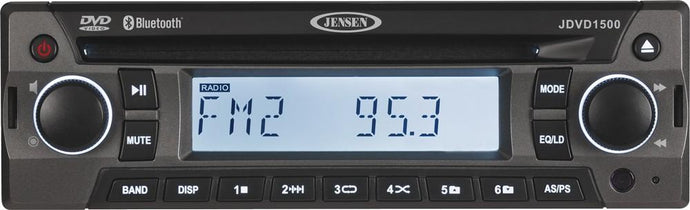 Jensen JDVD1500 12v DVD Player