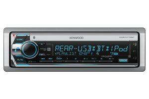 Kenwood KMR-D772BT AM-FM-CD With Bluetooth
