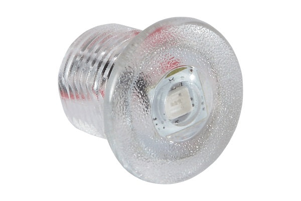 Lumitec Newt Courtesy-accent Livewell Light Clear Finish 12v