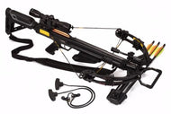 Bruin Ambush 370 Crossbow Package - Black