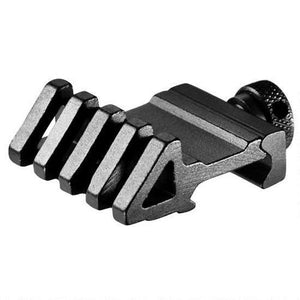 Barska Offset Picatinny Rail Single Offset Rail Black