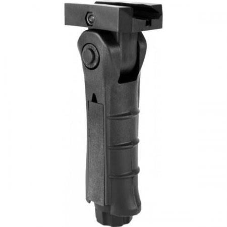 Aim Sports Vertical Grip Folding With Storage Area