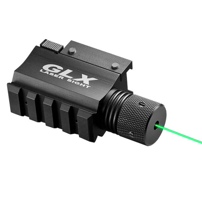 Barska Laser Sight Laser With Picitany Rail