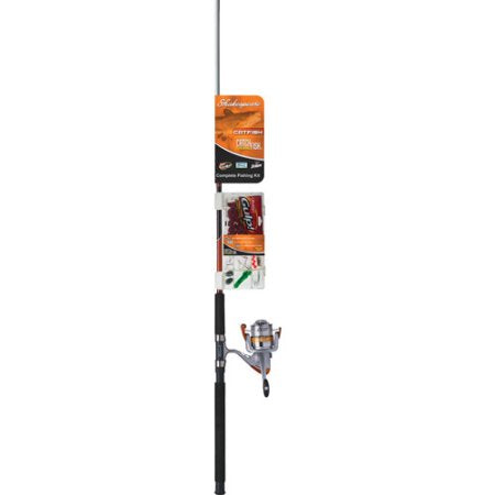 Shakespeare Catch More Spinning Combo 7'