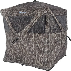 Ameristep Blind Care Taker Mossy Oak Bottomland Camo