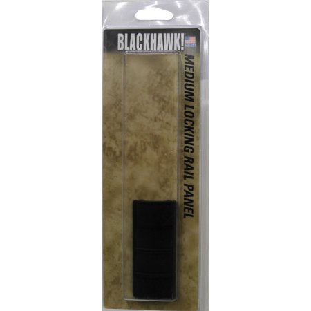 Blackhawk AR Accessory - Locking Rail Panel Medium 4 Panel