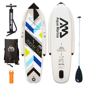 Aqua Marina Perspective ISUP Inflatable Stand Up Paddle Board SUP-516090