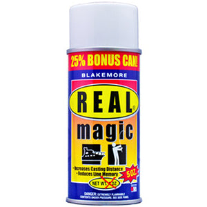 Blakemore Reel Magic 4oz Lubricant Aerosol