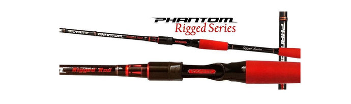 Favorite Rods Rigged Series