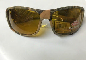 Berkley Polarized Sunglasses Norfolk Matte Camo/Amber