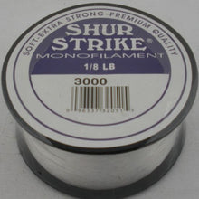 Sea Striker Premium Mono Clear - 10Lb 1/8Lb Spool