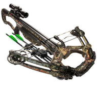 Barnett Raptor Pro STR Crossbow Package - 78005
