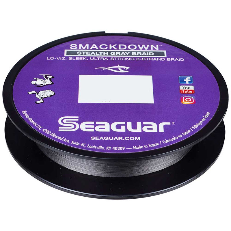 Seaguar Smackdown Braid