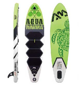 "Aqua Marina Thrive 9'9"" Inflatable Stand Up Paddleboard ISUP"