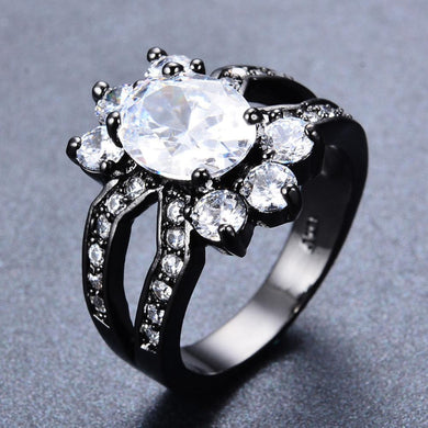 Gorgeous Diamond Birthstone Ring