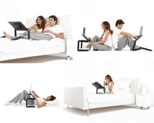 Portable 360 Folding Laptop Desk