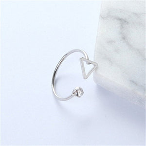Lover Hot Sell Elegant Gold Color Wedding Ring