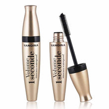 Waterproof 3D Silk fiber lash mascara