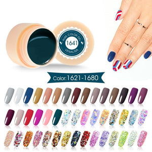 UV LED Nail Art Design Drawing Gel