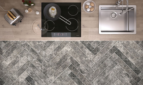 Silver Moon Polished TIles