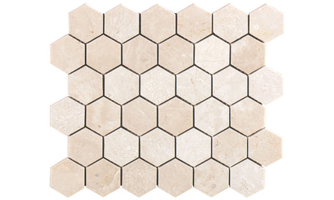 rema Marfil Select Hexagon Honed (Marble)