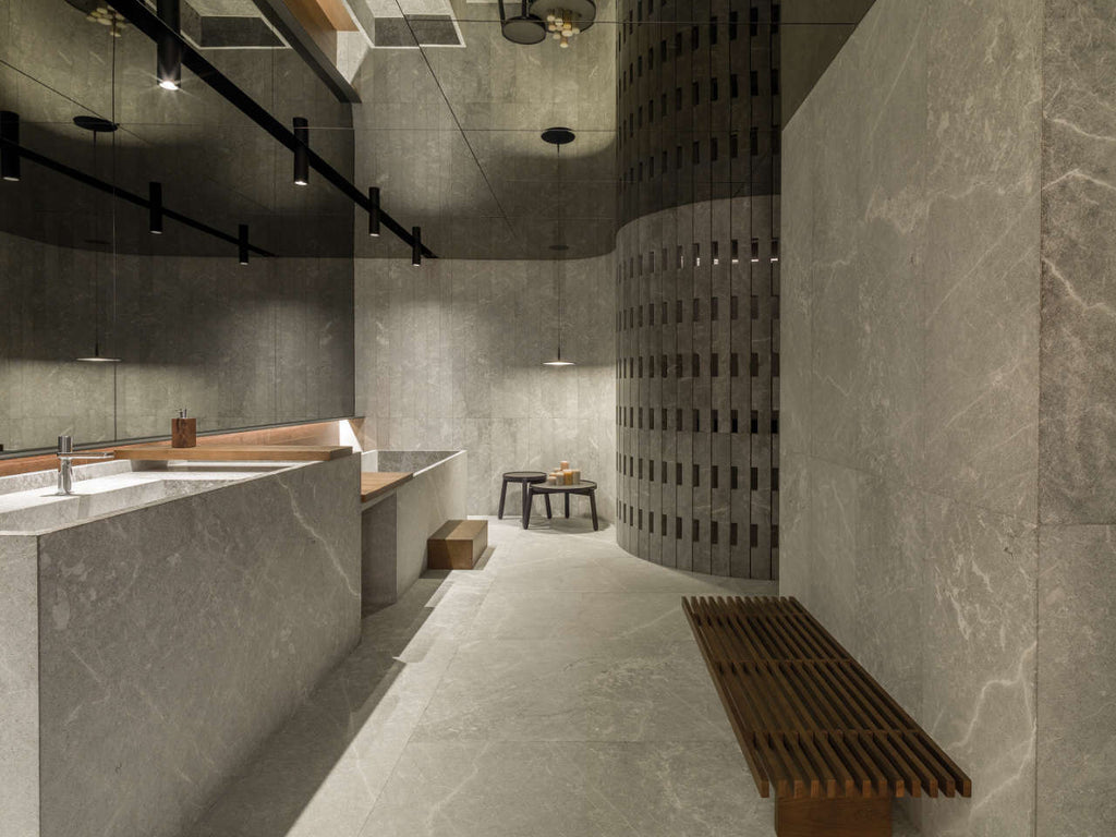 Porcelanosa Natural Stone Marble Tiles