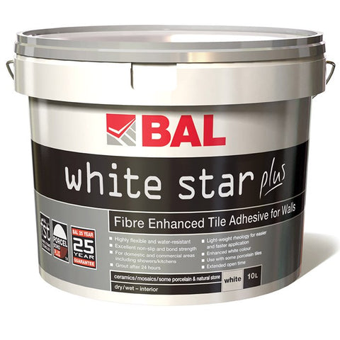 BAL WHITE STAR 10L