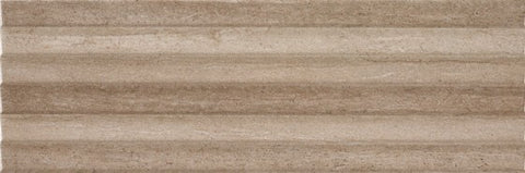 Boulevard Taupe Structured Wall Tile