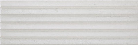 Boulevard White Structured Wall Tile